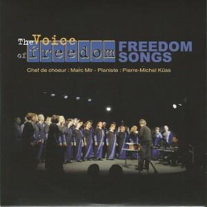 2009 – Freedom Songs