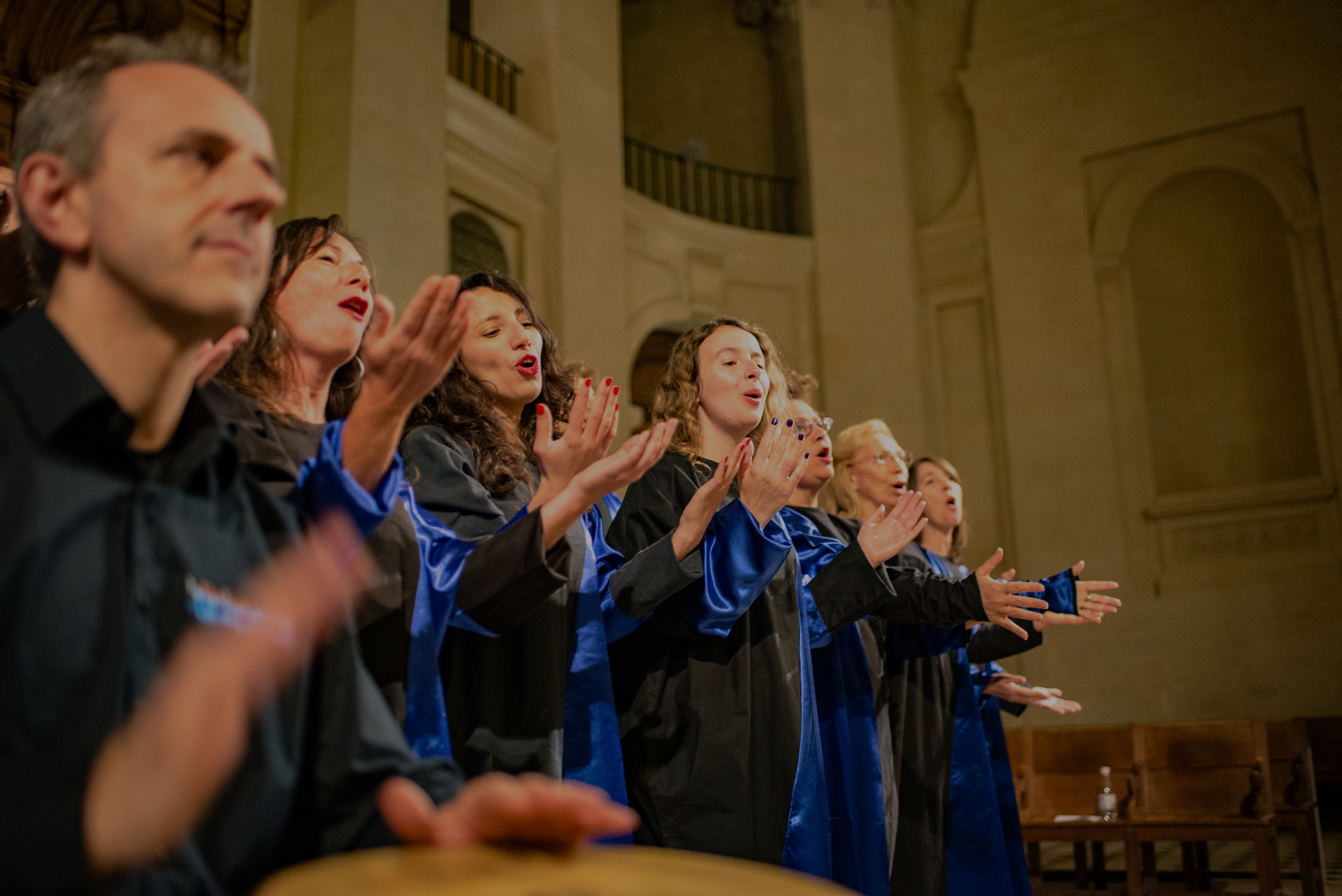 Concert Spirituals et Gospel à Paris
